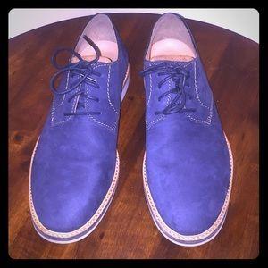Clark's Artisan Men's Blue Leather Shoes Size 11 M